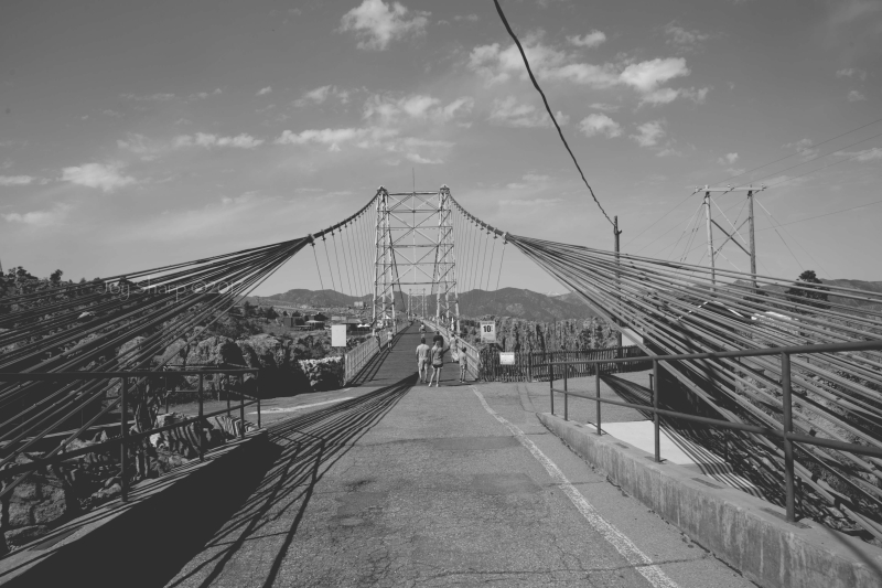 Royal Gorge Bridge- Colorado -1-4