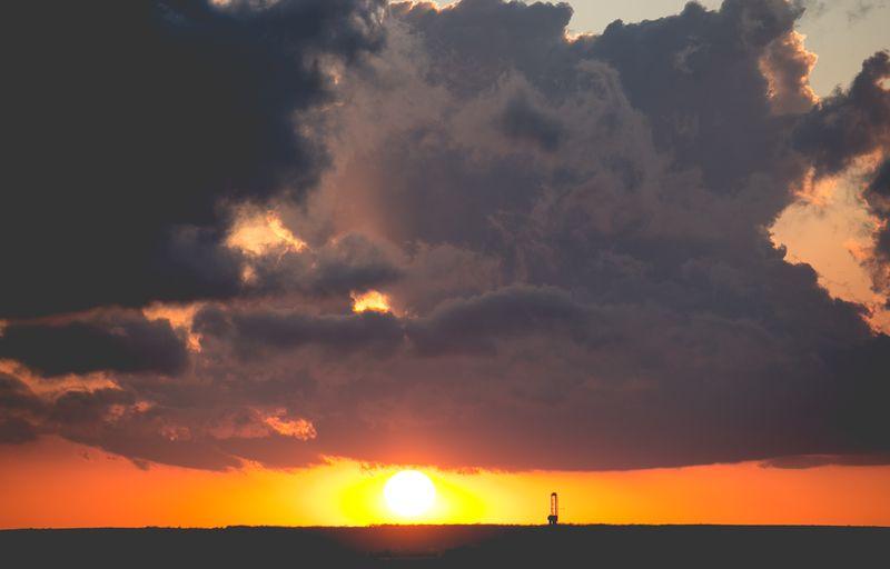 Sunset -7477