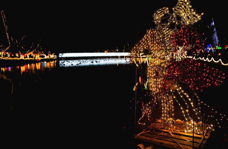 Festival of Lights in Chickasha 2014-6139-2