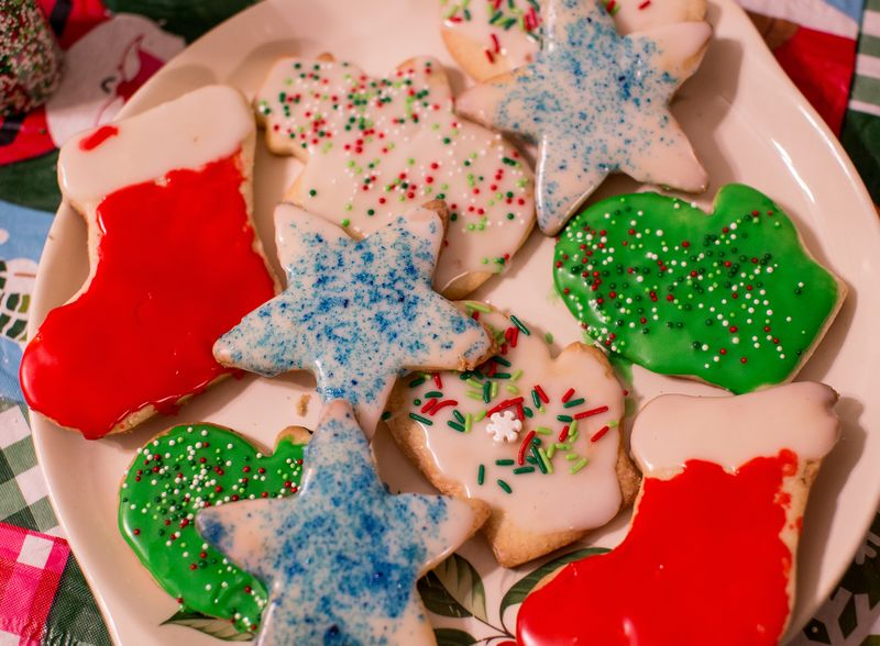 Christmas Eve 2014 -Christmas Cookies-1-2