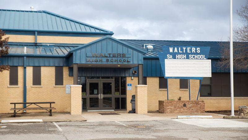 Walters High School -1