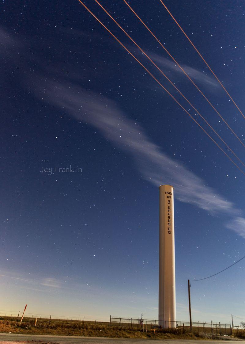 Shooting Stars -watertower smaller-1