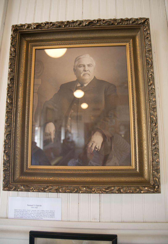 Pauls Valley Train Depot Museum -7807
