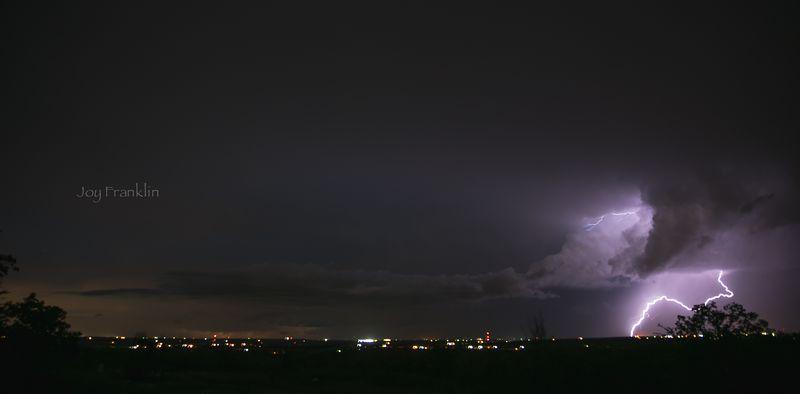 First Lightning Strike -0980