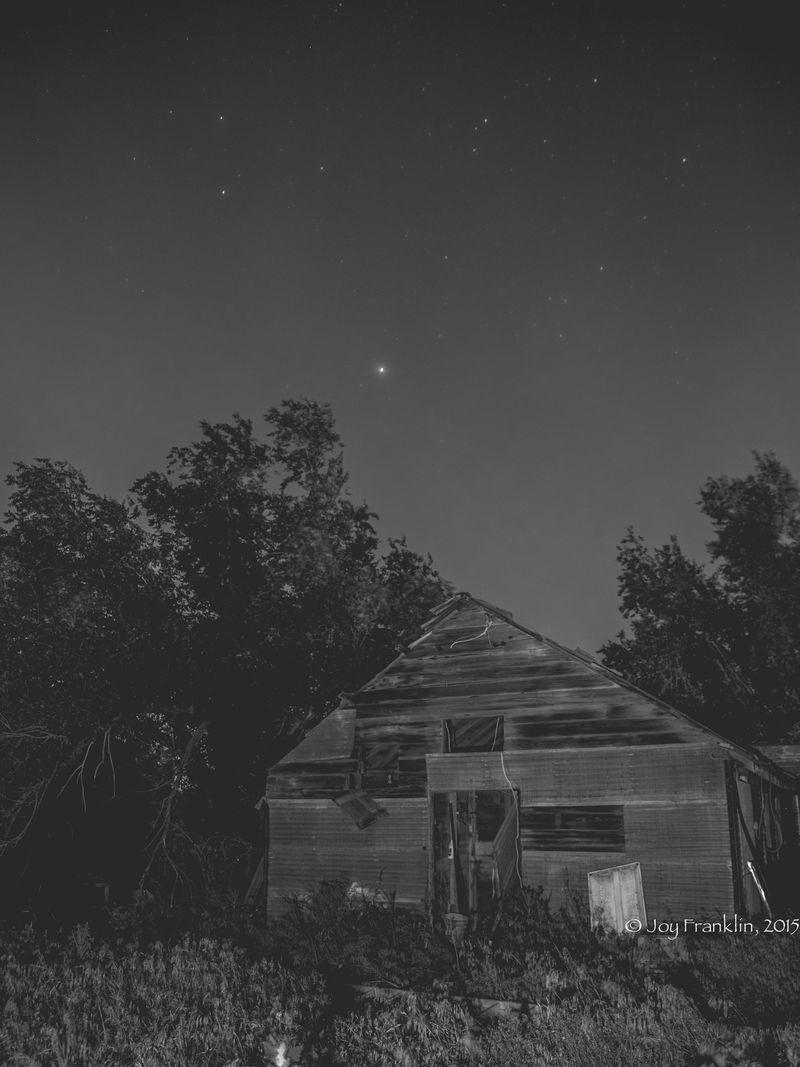 Old barn -5870