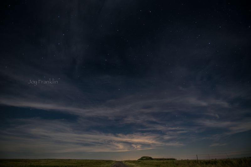 After the TRipod fell -1