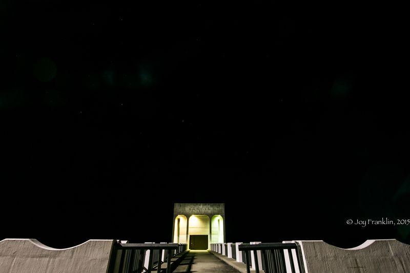 Sardis Lake at Night (1 of 1)