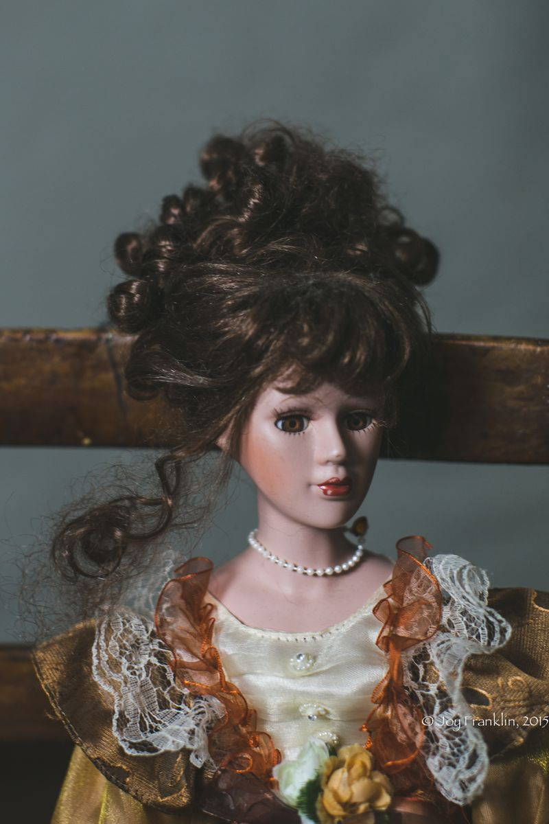 Creepy Doll -1