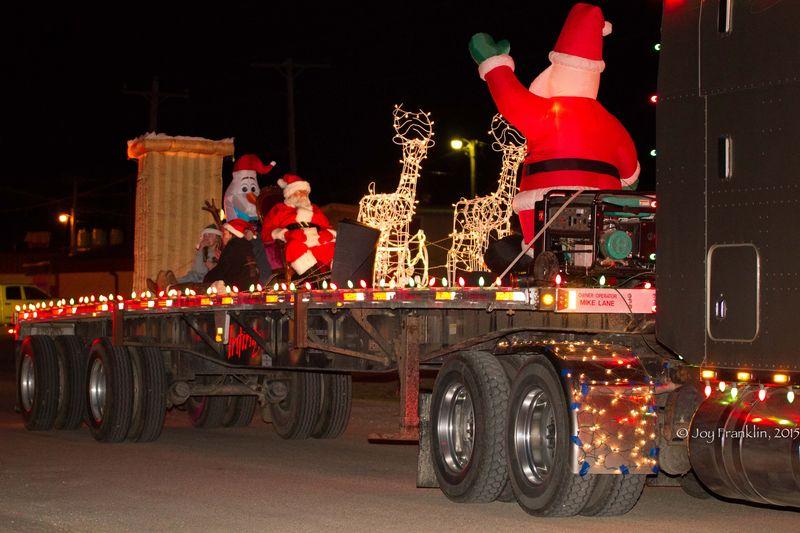 Velma Christmas  Parade -1-13
