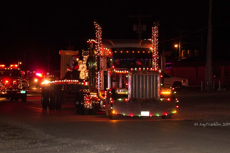 Velma Christmas  Parade -1-12