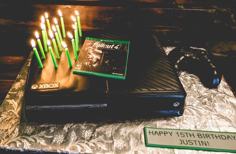 Justin's Birthday-1-2
