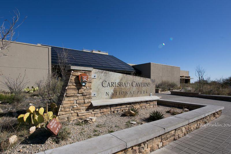 Carlsbad Caverns -1-3