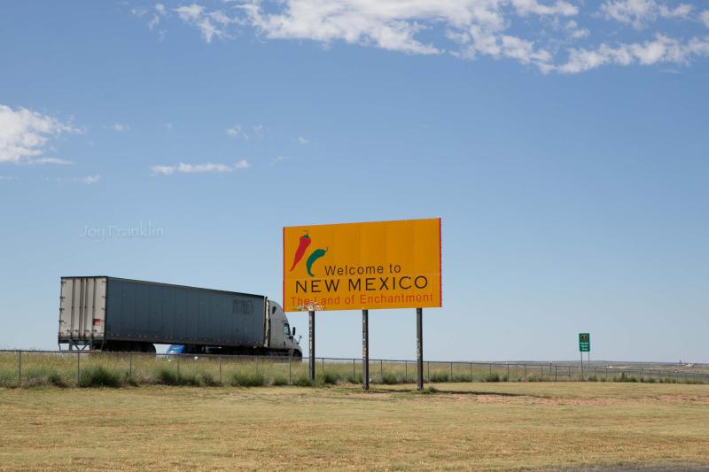 New Mexico -1-4
