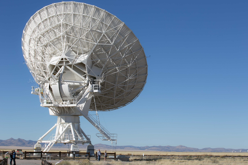 A Very Large Array -1
