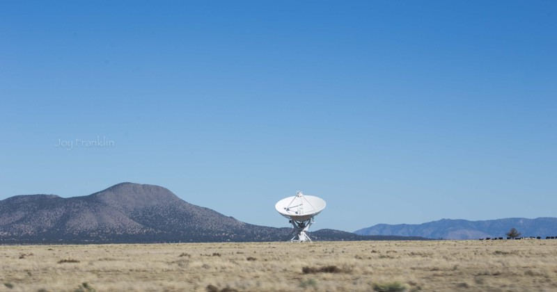 A Very Large Array -1-2