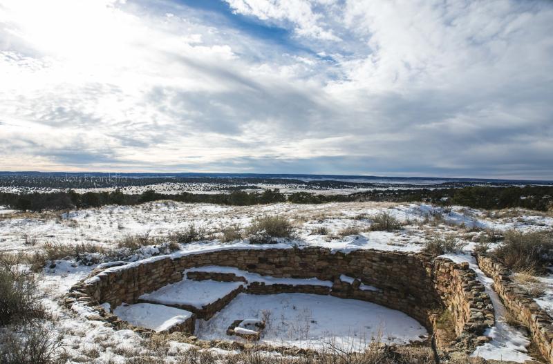 El Morro Atsina Pueblo Ruins -1