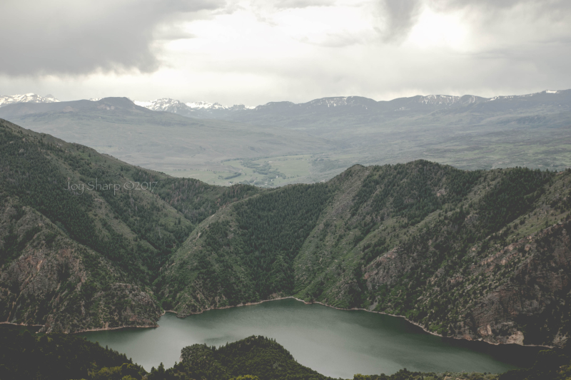 Black Canyon of the Gunnison -1-4