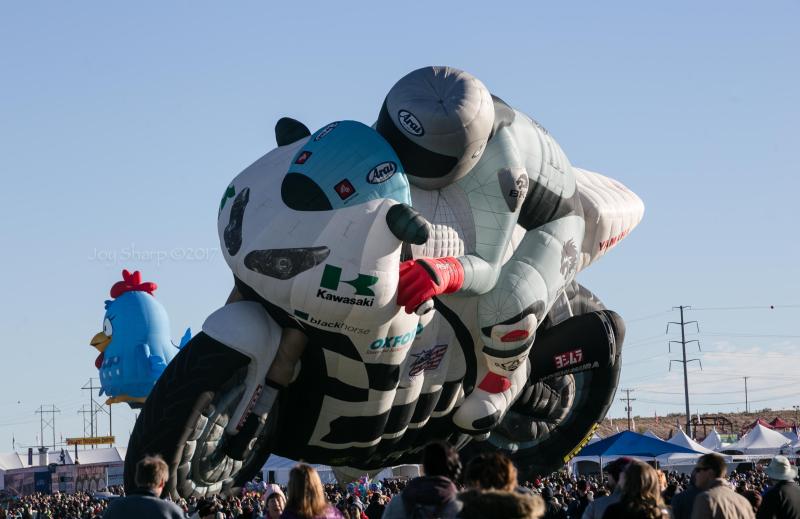 Balloon Fiesta New Mexico -1