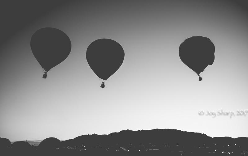Balloon Fiesta New Mexico Albuquerque-1-19